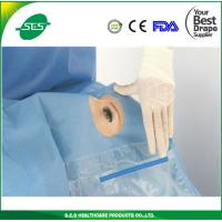 Buy cheap Disposable Surgical Surgical Eye Drape For Hospital Use from Wholesalers
