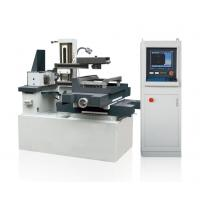 Buy cheap High rigidity 4 - axes combined motion CNC EDM Wire Cut Machine 380V / 50Hz from wholesalers