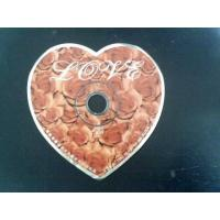 Wholesale Heart Shape CD DVD Replication from china suppliers