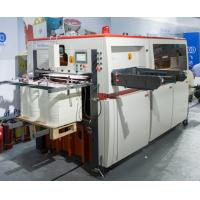 China FD-970*550 high speed indentation flatbed die cutting machine for sale