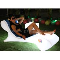 Buy cheap 2016 new Outdoor waterproof  Plastic chaise lounge chair for pool use from wholesalers