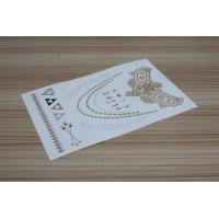 Wholesale Jewelry temporary tattoo from china suppliers