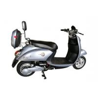 Buy cheap Silver Fashionable Electric Moped Scooter 48V20AH /60V20AH ORL from wholesalers