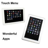 Quality Lithium-Ion 7000mah Built-in 3G Tablet PC Support Bluetooth Mouse for sale