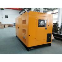 Wholesale Large Capacity Fuel Tank 80KW Super Quiet Diesel Generators For Home Use from china suppliers