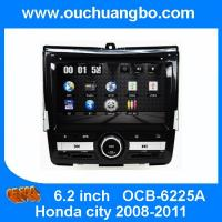 Wholesale Ouchuangbo Car DVD GPS Navigation Stereo Multimedia for Honda city 2008-2011 OCB-6225A from china suppliers