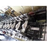 Wholesale Galvanized Metal Roll Forming Machines / Pallet Rack C Z Purlin Roll Forming Machine from china suppliers