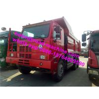 Wholesale 371HP Any Color Q235 Steel Off-Road Sinotruck HOVA 6 x 4 Mining Dumper Truck from china suppliers