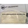 Wholesale SARMs Selective Androgen Receptor Modulator MK-677 Ibutamoren for Insane Endurance from china suppliers