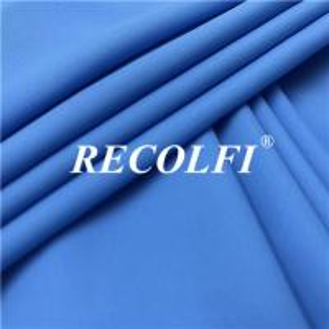 China Microfiber 4 Way Stretch Fabric , Recycled Swimwear Fabric Silky Soften Finishing on sale