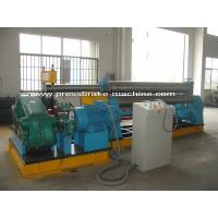 Buy cheap Plate 3 Roller Bending Machine / Sheet Metal Roller Machine Mechanical from Wholesalers