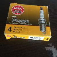 Wholesale NGK 7090  BKR5EGP platinum sparkplug BKR6EGP  7092 from china suppliers