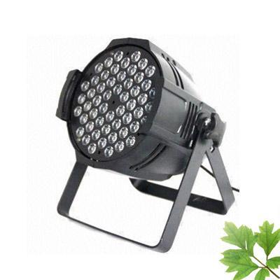 Quality 54x3W RGB LED Par 64 light for sale