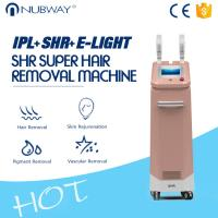 OEM ODM fda approved beauty products opt ipl shr laser hair removal machine for