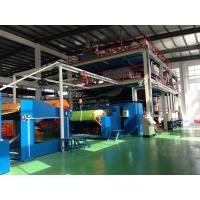 Wholesale Ss Type PP Spun Bond Non Woven Production Line , fabric processing machinery from china suppliers