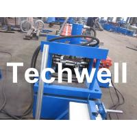 Wholesale 0.4 - 1.0mm Thickness Metal Steel Stud and Track Roll Former For Dry Wall Steel Roof Truss from china suppliers
