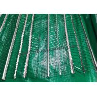 Wholesale JF0704 2.4m Length Expanded Metal Rib Lath 5mm Tendons For Industrial Building from china suppliers