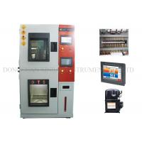 Wholesale Heat / Cold Humidity Climatic Test Chamber Double Layers Insulated Airtight Doors from china suppliers