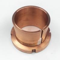 Wholesale Indutrial Equipment Machining Copper CNC Turning Alloy Parts Oxidation Resistance from china suppliers