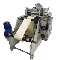 China high precision high quality with ink jet print function roll to sheet cutting machine on sale