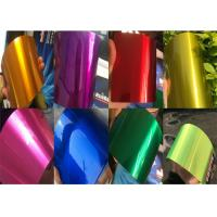 Electrostatic Thermoset Powder Coating , Red Powder Coat Used In Metal Finishing for sale