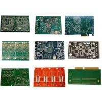 Copper RF Custom PCB Boards Prototyping Service with Single Sided