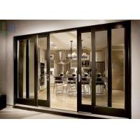 Wholesale Customized Aluminium Casement Door For Philippines Air-proof from china suppliers
