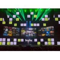 P 3.9mm Event Production Indoor LED Video Wall 1920hz for Concert