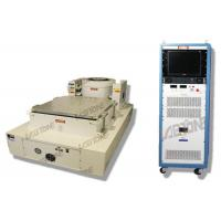 Computer Equipment Testing With Shaker Test Equipment 250 Cm/S Max Velocity for sale