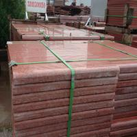 Wholesale G652 Maple Leaf Red Granite Stone Tiles For Stairs Wall Polished from china suppliers