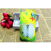 Wholesale 2014 World Cup Brazuca Soccer Ball Printing Plastic Phone cases/back cover For iphone 4/4s from china suppliers