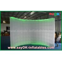 Wholesale Wedding Inflatable Photo Booth Enclosure Wall Wholesale Photobooth with Nylon cloth from china suppliers