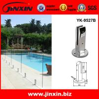 Quality JINXIN Stainless Steel Frameless Glass Spigot for sale