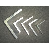 Wholesale Customized Alloy Aluminum Extrusion Corner / aluminium angle extrusions from china suppliers