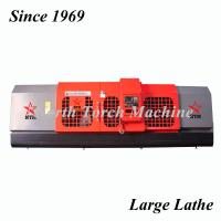 Buy cheap Metal CNC Horizontal Lathe Machine High Rigidity Non Ferrous Metals Turning from wholesalers