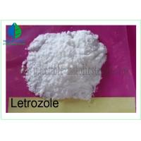 China CAS 112809-51-5 Letrozole / Femara Steroid Powders For Women Breast Cancer Treatment for sale