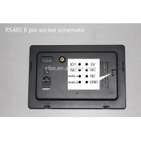 Wholesale Full HD In Wall Android Tablet , 7 Inch Capacitive Touch Screen With UART TTL from china suppliers