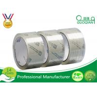 "Wholesale 2"" x 110YDS Crystal  Clear Acrylic Adhesive Bopp Packing Tape For Carton Sealing from china suppliers"
