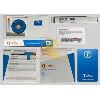 Wholesale Microsoft Office 2013 Retail Box , Online Activation Microsoft 2013 Home And Business from china suppliers