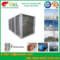 Buy cheap High Pressure Water Tube Boiler Air Preheater Vertical TUV Certification from wholesalers