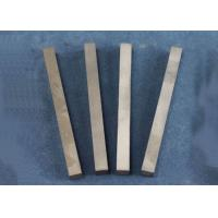 Wholesale Costum Tungsten Carbide Strips / Hard Alloy Strip High Wear Resistance from china suppliers