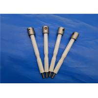 Wholesale Industrial Ceramic Parts Zirconia Ceramic With  Shaft Rod / Plunger Rod Threaded from china suppliers