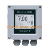 China Yokogawa Liquid Analyzers EXAxt PH450 4-Wire LED Touch Screen Analyzer for pH and ORP Multivariable Analyzer on sale