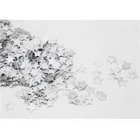 Wholesale Paper Gummed Stars Silver Decoration Single Side Collages FSC Standard from china suppliers