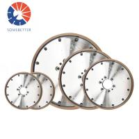 Wholesale 11V9 diamond resin bond grinding wheel/ cup grinding wheel/cbn grinding tools for PCD&PCBN from china suppliers