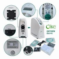 OLV-5 medical use CE ISO 93% 5l high purity oxygen concentrator for sale
