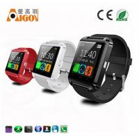 Wholesale Wholesale smart watch touch screen cheap health care  U8 OEM bluetooth for android and ios from china suppliers