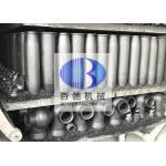 China BD Silicon Carbide Products / Ceramic Burner Nozzle For Roller Hearth Kiln for sale