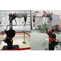 Automatic Arc Welding Robot Flexible Mounting Long Service Life Six Axis Movement for sale