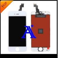 China OEM LCD for iphone 5c, for iphone 5c display, for white iphone 5c replacment screen on sale